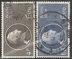 Irlanda 1964 Usato - Mi. 163/64 - 1949-... Repubblica D'Irlanda