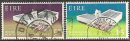 Irlanda 1964 Usato - Mi. 165/66 - 1949-... Repubblica D'Irlanda