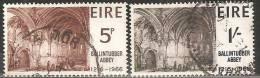 Irlanda 1966 Usato - Mi. 190/91 - 1949-... Repubblica D'Irlanda