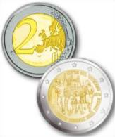 Vatican 2 Euro CommémorativeVatican 2012 Rencontre Mondiale Des Familles - Vatikan