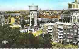 59 DUNKERQUE Vue Panoramique La Place Calonne TOP N° 562 - Dunkerque