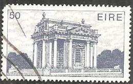 Irlanda 1982 Usato - Mi. 501  Un Dente Corto - 1949-... Repubblica D'Irlanda