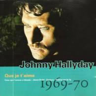 """Johnny Hallyday  """"  Que Je T'aime  """" - Musik & Instrumente"""