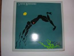 """33 Tours 30 Cm -  STEVE WINWOOD   - ISLAND 6313124  """" ARC OF A DIVER """" + 6 - Vinyles"""