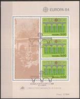 MADEIRA MI-NR. Block 5 O Used - CEPT 1984 (111) - Europa-CEPT