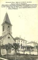 La Salle. Les écoles Et L'église De La Salle. - Andere Gemeenten