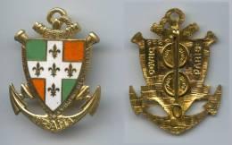Insigne Du 11e Régiment D´Artillerie De Marine - Esercito