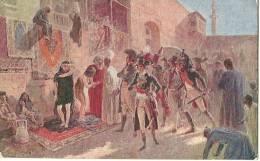 BONAPARTE EN EGYPTE NAPOLEON 225 M. ORANGE  SALON DE PARIS NON ECRITE - Geschichte