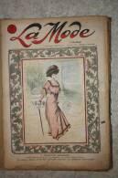 La Mode Du Petit Journal - Reliure Année 1908 Complète - Du N° 1 Au N° 52. - Journaux - Quotidiens
