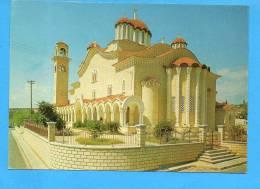 CHYPRE : L´église (le Numéro Est PCP 80169 Published By J.Arthur Dixon Ltd ) - Chypre