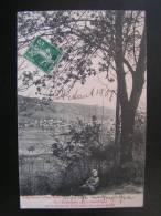 CP Carte Postale Echappée Sur Le Val D´Ajol De La Route De La Feuillée Dorothée Hotel Animée (3) - Francia