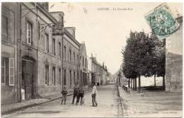LOIVRE - La Grande Rue - Otros Municipios