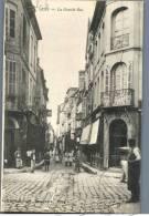 Sens - La Grande Rue - France - Sens
