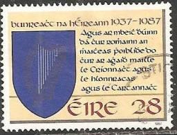 Irlanda 1987 Usato - Mi. 635 - 1949-... Repubblica D'Irlanda
