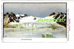 SPITZBERGEN-Reise Mit Dem Polarfahrer Capt. BADE. WISMAR I. Mecklbg. -3027 - H.B.WIELAND - Magdalenen Bay - Norwegen