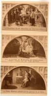 13 / 2 / 199 - 6  CP DE LA VIE DE STE THÉRÈSE  DE JÉSUS - Heiligen