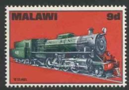 "Malawi 1968 Mi 85 A ** Freight And Express Steam Locomotive With Tender, """" G ""Class"" (1954) Henschel, Kassel - Treinen"