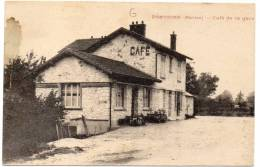 DONTRIEN - Café De La Gare - Otros Municipios
