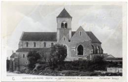 CERNAY LES REIMS - Eglise - Otros Municipios