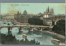 Paris - Ile De La Cite - France 1900s - Die Seine Und Ihre Ufer