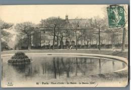 Paris - Place D'Italie, La Mairie, Le Bassin - France - Plätze