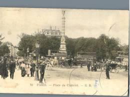 Paris - Place Du Chatelet - France 1900s - Plätze
