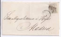 España - Primer Centenario - Envuelta - Cartas