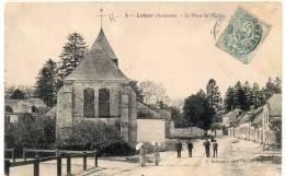 LE THOUR - Place De L'église - Attigny