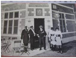 9 Postkaarten Serie 1913 CONCORDIA TONGEREN Feesten  VLAAMSE KERMIS  Uitg.THEELEN Chocolat ROSMEULEN, Cirka  1905 - Schokolade