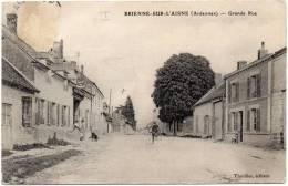 BRIENNE SUR AISNE - Grande Rue - Otros Municipios