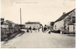 BRIENNE SUR AISNE - Embranchement De Routes - Otros Municipios