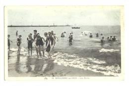 Cp, 62, Boulogne-sur-Mer, Les Bains - Boulogne Sur Mer