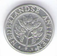 ANTILLE OLANDESI 5 CENTS 1990 - [ 4] Colonie