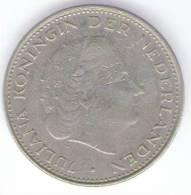 PAESI BASSI 2 1/2 GULDEN 1969 - [ 3] 1815-… : Regno Dei Paesi Bassi