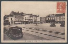 49 - CHOLET - Place Travot - JP 67 - Cholet