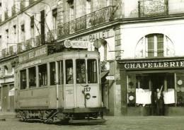 ACACF Tram 018 - Tramway Franco-belge N° 157 Sur Les Quais - NANTES (44) - TN - Nantes