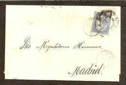 España - Primer Centenario - Envuelta - 1850-68 Regno: Isabella II