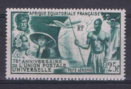 AEF3 - AFRIQUE EQUATORIALE FRANCAISE PA 54 Neuf**