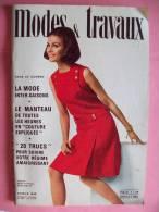 REVUE MODES ET TRAVAUX - N° 806 - Février 1968 - Couture / Vêtement / - Mode