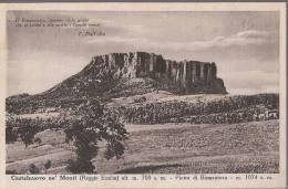 RZ3252 - CASTELNUOVO NE' MONTI - REGGIO EMILIA - PIETRA DI BISMANTOVA - ANNO 1918 - Reggio Nell'Emilia