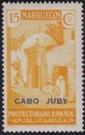 1935-36 - CABO JUBY - EDIFIL Nº 71 - * MLH, - Cape Juby