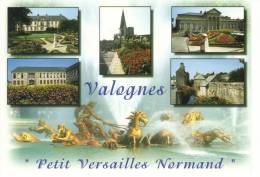 Frankrijk/France, Valognes, 5 Vues, Ca. 1990 - Sainte Mère Eglise