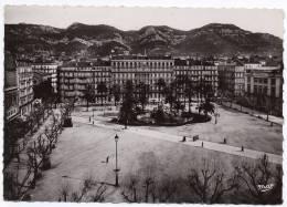 Cpsm 83 - Toulon - Place De La Liberté - 1949 - Toulon