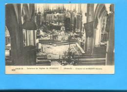 54 NOMENY : Intérieur De L'église - Nomeny