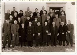 Photo Douarnenez 29 Finistère Sevellec 1961 - Persone Anonimi