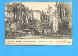 54 NOMENY : 1914-15 (en L'état) - Nomeny