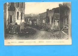 54 NOMENY : 24 Décembre 1914 15 (en L´état : Coin Gauche ) - Nomeny