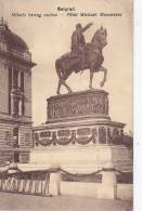 BELGRAD ... MIHALY HERCEG SZOBRA - Serbia