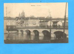 54 NOMENY : Le Pont - Nomeny