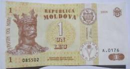 MOLDAVIA !!! 1 LEU 2006 !!! - Moldavia
